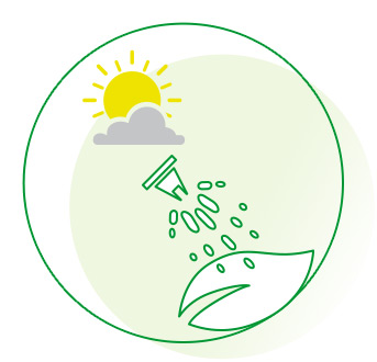 Previsioni meteo per i trattamenti
