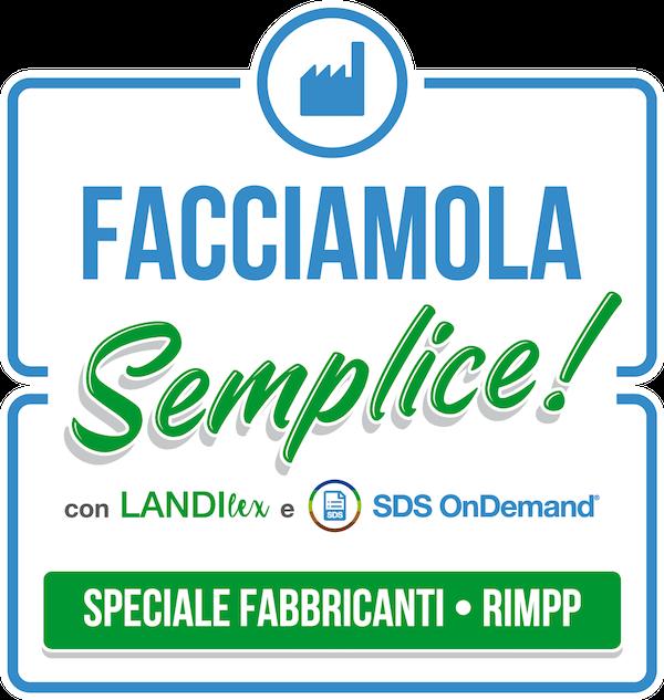 Facciamola Semplice con LandiLex e SDS OnDemand - Videocorso per i produttori
