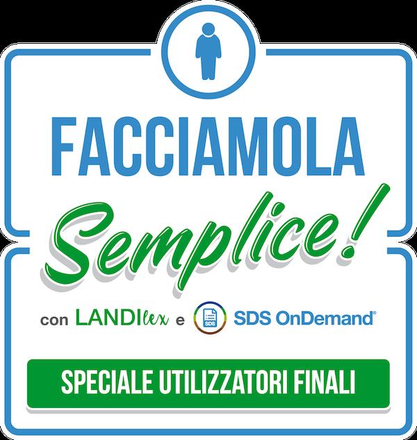 Facciamola Semplice con LandiLex e SDS OnDemand - Videocorso per gli utilizzatori finali